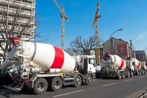 Особенности транспортировки бетона