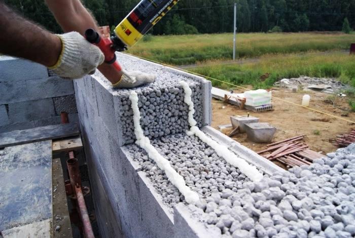 Керамзитобетон для строительства