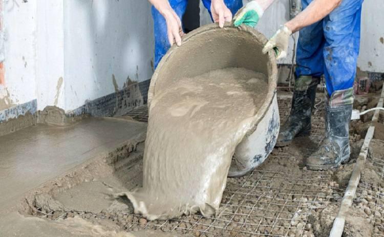 Правильное изготовление бетонного пола